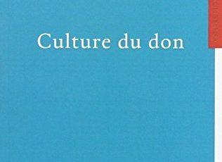 Livre : Culture du don
