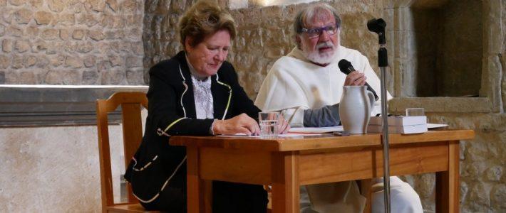 Gilles Danroc et Marie-Christine Monnoyer