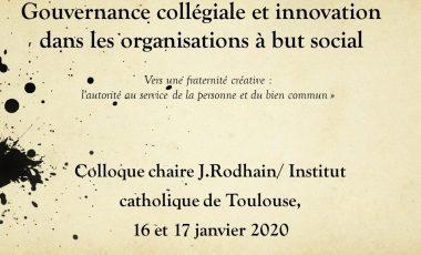 Gouvernance, collégialité et innovation dans les organisations à but social