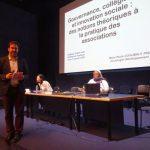 Gouvernance, collégialité et innovation: des notions théoriques à la pratique des associations